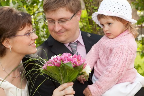 Svatba Vladimíra a Roman