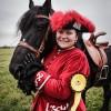 Dáma s koněm II.