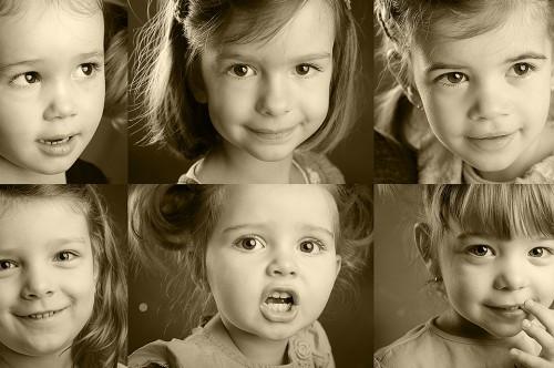 Dětský portrét
