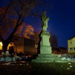 Sv. Jan Nepomucký v Trhovém Štěpánově