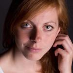 Kurz portrétní fotografie, práce studentů