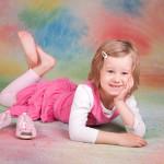 Fotografie dětí ve školce