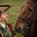 Dáma s koněm