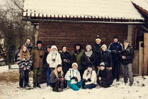 Licoměrsko únor 2015, foto: Pavel Němec