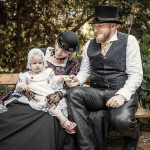 Steampunk piknik