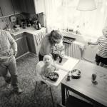Portrétní reportáž doma